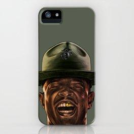 Major Payne iPhone Case