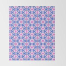 Neon Flux 06 Throw Blanket