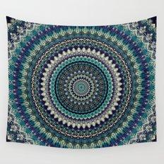 MANDALA DCXXXV Wall Tapestry