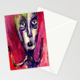 Her Moss. Stationery Cards