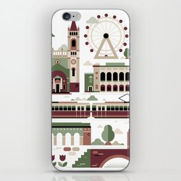 Vienna / Wien iPhone Skin