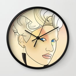 KE$HA Wall Clock