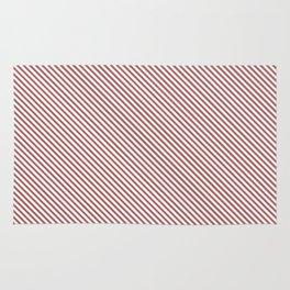 Dusty Cedar Stripe Rug