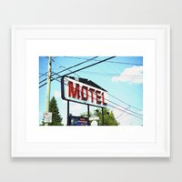 montreal Framed Art Prints featuring MONTREAL by sylvianerobini