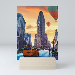 New York New York Mini Art Print