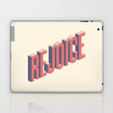 Rejoice Laptop & iPad Skin