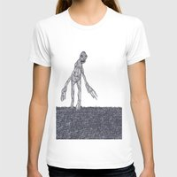 muscle T-shirts featuring Muscle Man by Nick Gibney