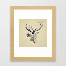 Pieces_02 Framed Art Print