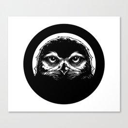 meh.ro logo Canvas Print