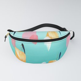 Hold On To Your Balloon And Fly With Me Fanny Pack