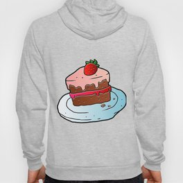 Slice Of Cake. Hoody