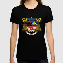Doctor Who Coat of Arms T-shirt