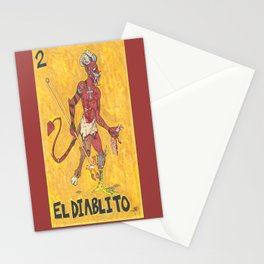 EL Diablito Stationery Cards