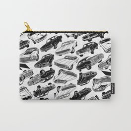 MUSCLE CAR MANIA II Carry-All Pouch