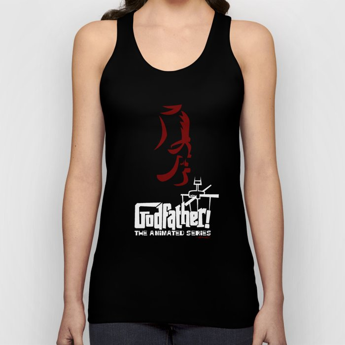 Godfather! The Animated Series Unisex Tank Top