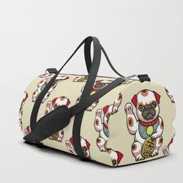 Maneki Pugko Duffle Bag