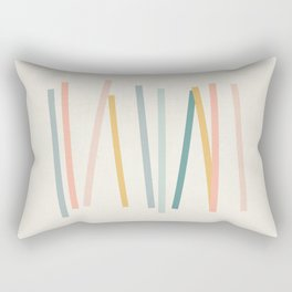 Sticks Rectangular Pillow