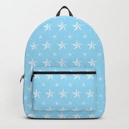 Stella Polaris Light Blue Design Backpack