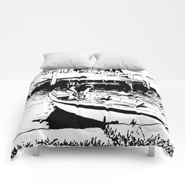 Let's sail away Comforters