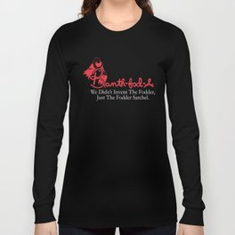 Banth fod A - for dark shirts Long Sleeve T-shirt