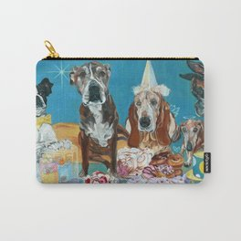 The Last Dessert Dog Portrait Carry-All Pouch