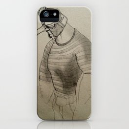 Goon made in china iPhone Case