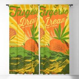 TANGERINE DREAM Blackout Curtain