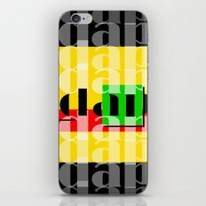 Adapt iPhone & iPod Skin