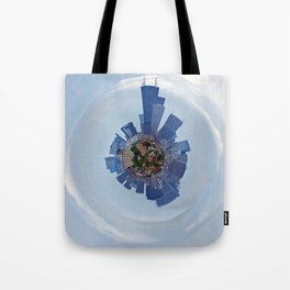 Chicago Planet Tote Bag