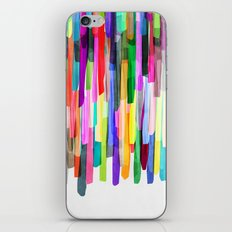 Colorful Stripes 4 iPhone & iPod Skin