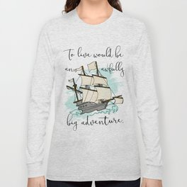Live the Adventure Long Sleeve T-shirt