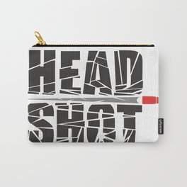 Headshot Carry-All Pouch