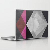 diamond Laptop & iPad Skins featuring Diamond by Georgiana Paraschiv