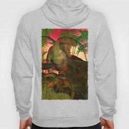 Fantasy Worlds 3D Dinosaur Hoody