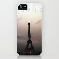 Paris iPhone (5, 5s) Slim Case