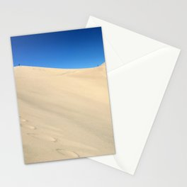 Mesquite Flat Dunes - Death Valley Stationery Cards