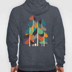 Cabin in the woods Hoody