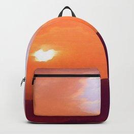 Love Sunrise Backpack