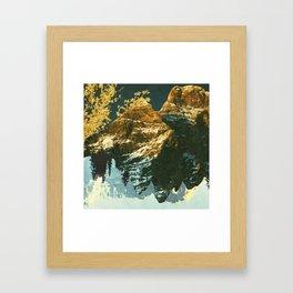 Il giorno e la notte Framed Art Print
