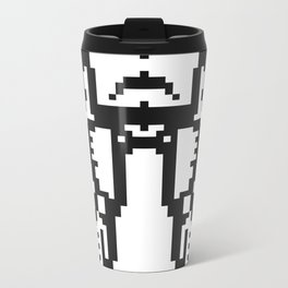 "PXLBOT: ""Sprinter"" Metal Travel Mug"