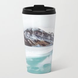Canadian Mountains Travel Mug