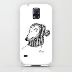 winter greyhound Slim Case Galaxy S5