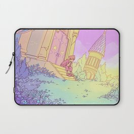 The Mysterious Tower Laptop Sleeve