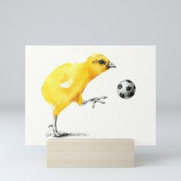 Chic Kicks Mini Art Print