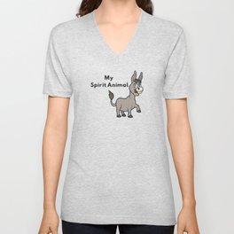 My Spirit Animal Unisex V-Neck