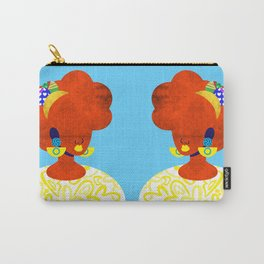 Earrings No. 1 Carry-All Pouch