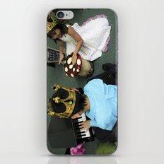 Mini Piano iPhone & iPod Skin