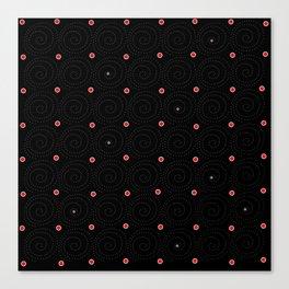 Circular 30 Canvas Print