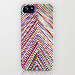 Marker Up (Kid Art) iPhone Case