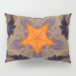 ESTRELLA NARANJA 2 Pillow Sham